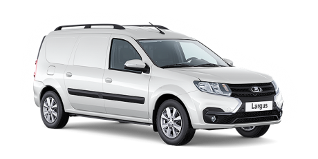 ЛАДА Ларгус фургон 1.6 л 16-кл. (106 л.с.), 5МТ / Comfort / Multimedia